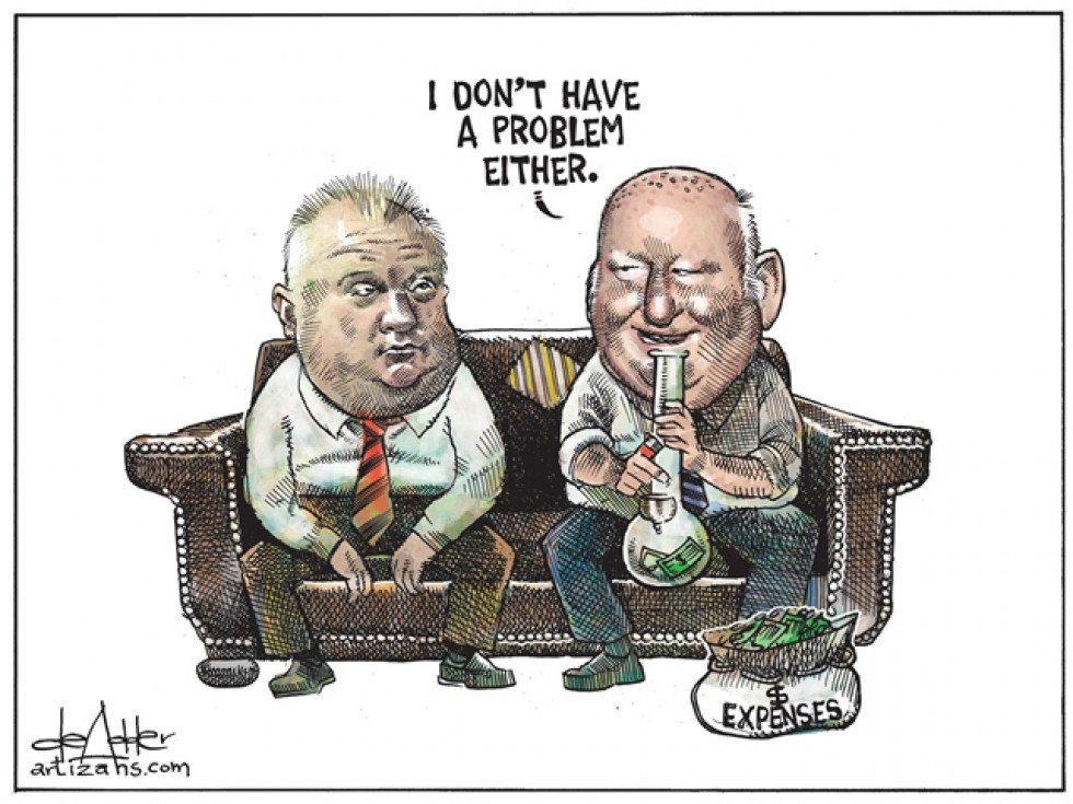 DUFFY, FORD - CARTOON WI JUICYLESSON #28